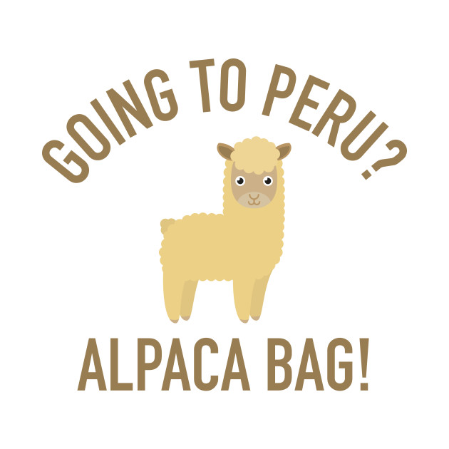Going to peru?