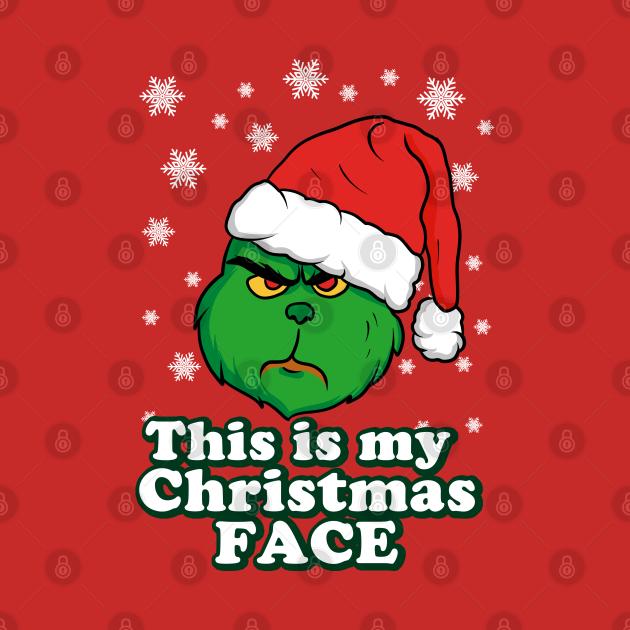 Grumpy grinch