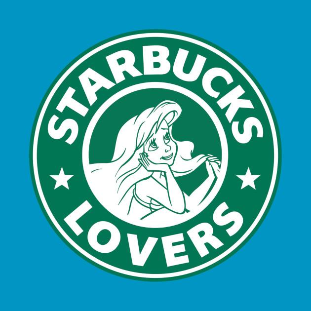 Little Mermaid Starbucks Lovers