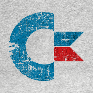 Commodore C - Vintage t-shirts