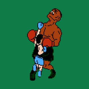 Punch Out t-shirts