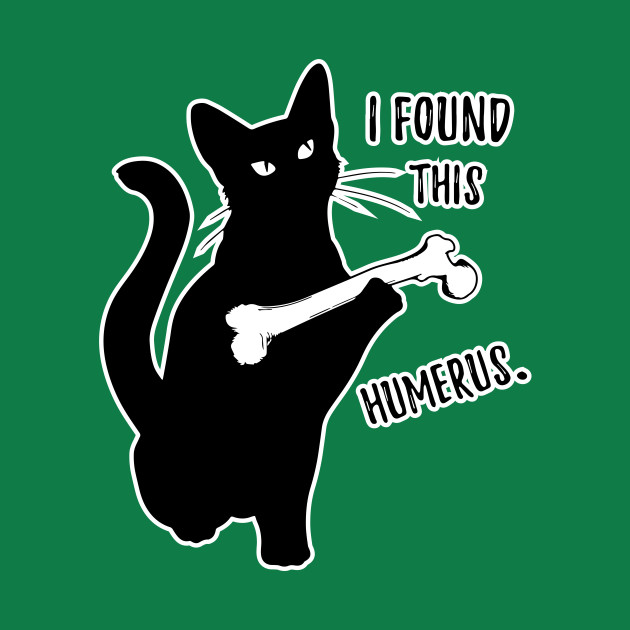 35d7a16a ... I Found This Humerus Shirt Funny Cat Sarcastic Kitty Kitten Tshirt Gift  Tee