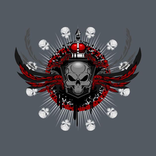 Amulet Skull