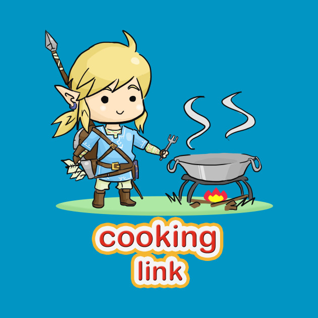 The legend of cooking Link (VER.2)