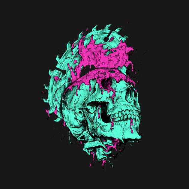 BD Skull Neon Variant