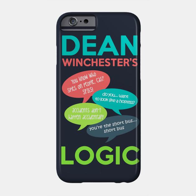 on sale 43e04 972c8 DEAN WINCHESTER'S LOGIC