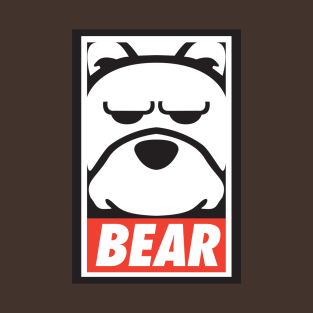 Obey Bear t-shirts