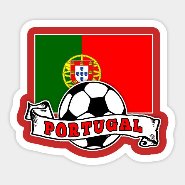 d33e87bdb Bandeira de Portugal T-Shirt SOCCER FUTBOL - Portugal Soccer ...