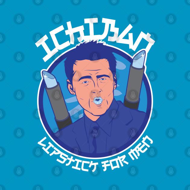 Joey Tribbiani Ichiban Lipstick For Men Friends Funny