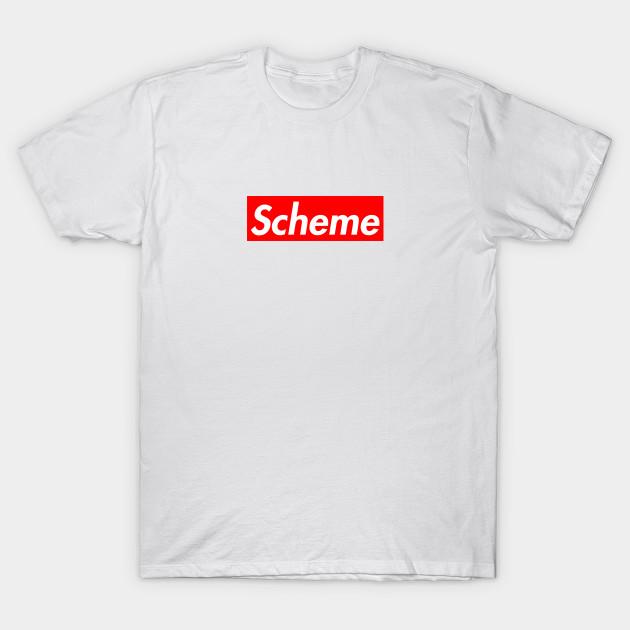 ottima qualità outlet in vendita informazioni per Supreme: Scheme (red & white)