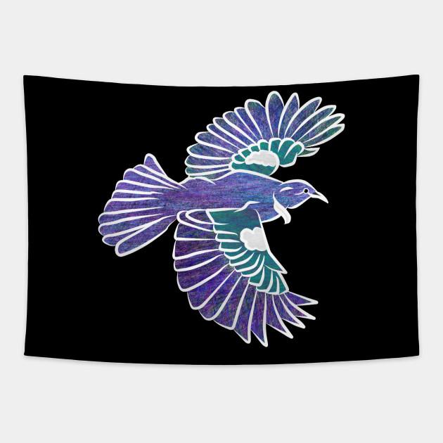 Tui New Zealand Bird