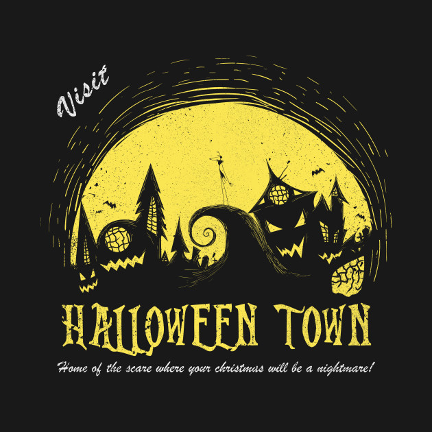 749773 1 - Halloweentown Nightmare Before Christmas