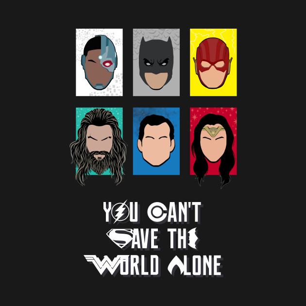 Save the world - JL