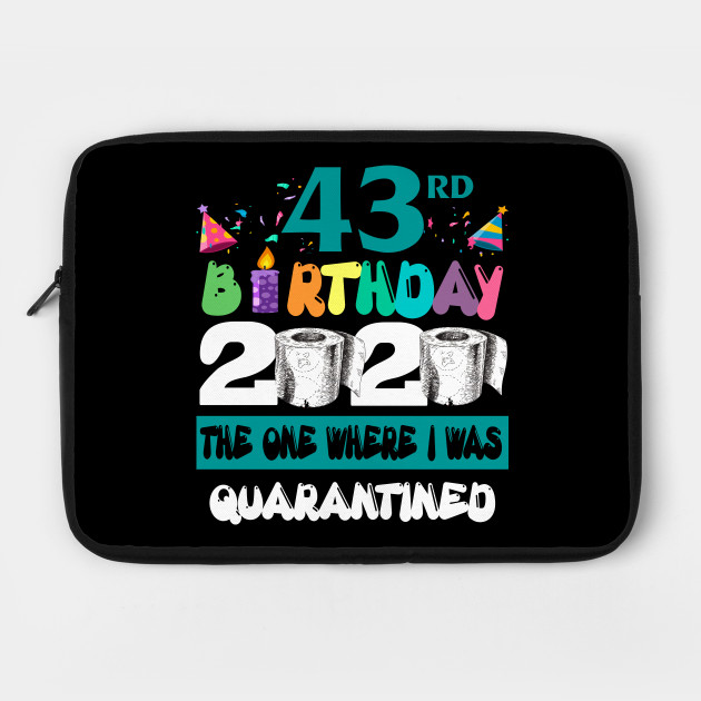43rd birthday