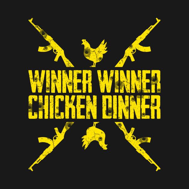 winner winner chicken dinner pubg pubg kids t shirt teepublic