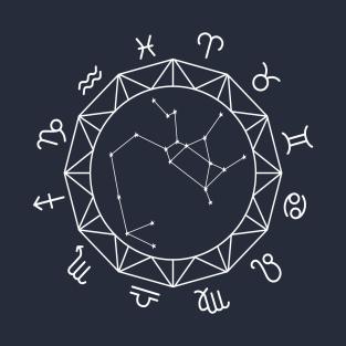 41809f826 Sagittarius Zodiac Sign T-Shirts   TeePublic