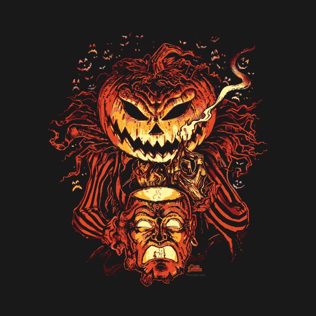 Pumpkin King Lord O Lanterns