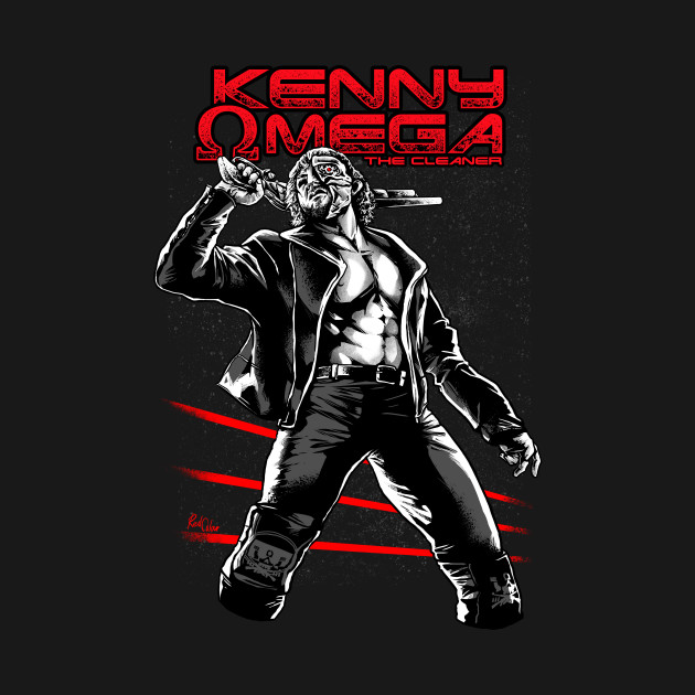 Kenny Omega The Cleaner