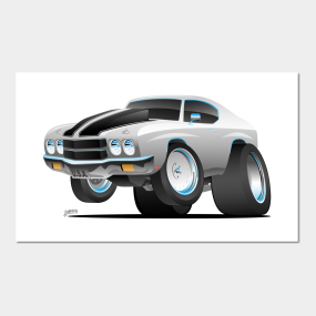 Muscle Car Posters And Art Prints Teepublic