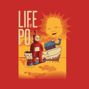 Life of Po t-shirts