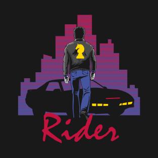 Rider t-shirts