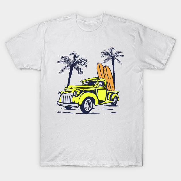 Men/'s Life/'s A Beach Beetle Hawaiian Surfing Holiday Summer Festival T Shirt