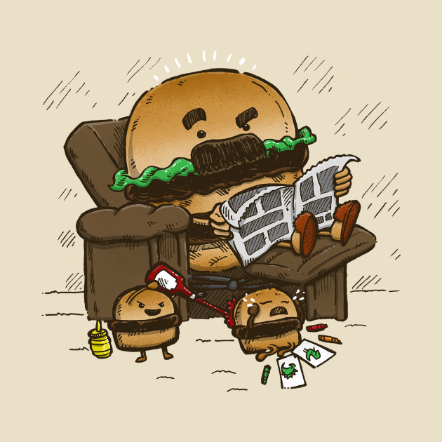 The Dad Burger