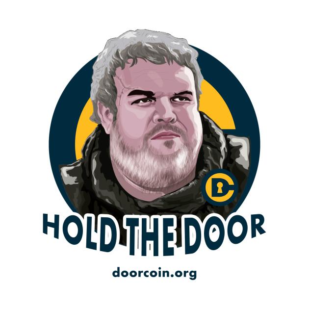 DoorCoin - Hold the Door
