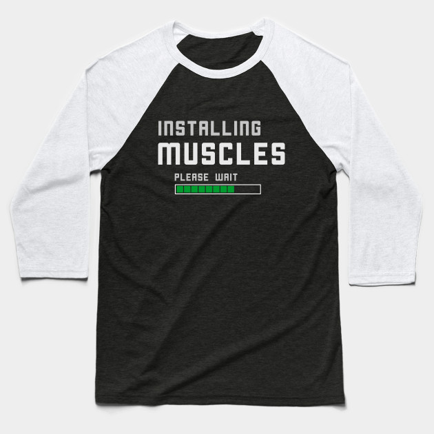Funny Gym Muscle T-Shirt
