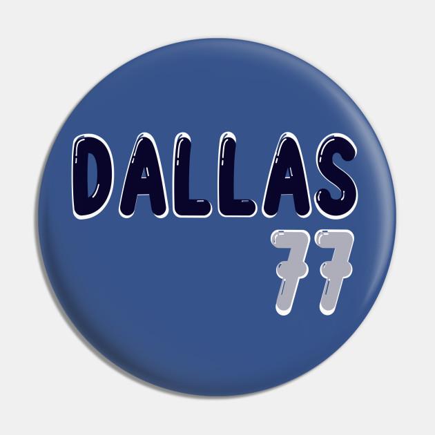 Luka Doncic Nba Bubble Jersey Luka Doncic Dallas Mavericks 77 Pin Teepublic