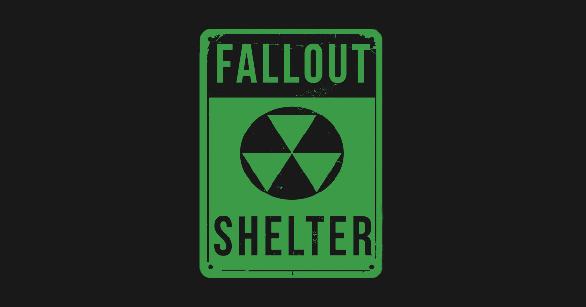 Fallout Shelter T Shirts Teepublic