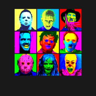 Horror Pop t-shirts