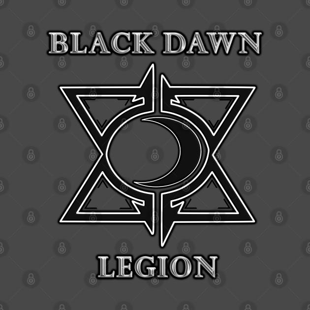 Black Dawn Legion Logo