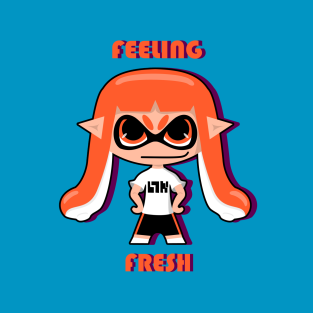 Splatoon Feeling Fresh