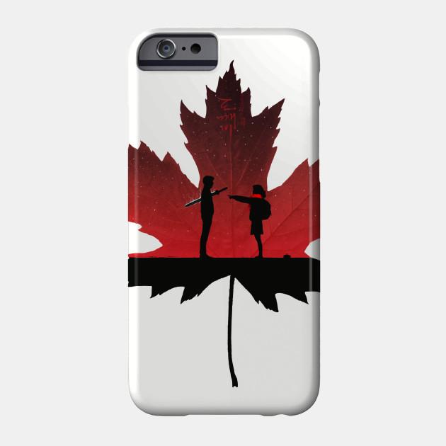 28e05df9b2e Goblin Maple Leaf - Goblin - Phone Case | TeePublic