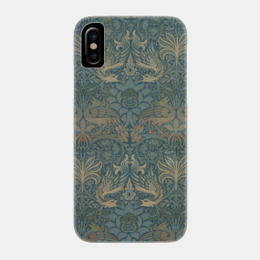 William Morris Phone Cases - iPhone and Android | TeePublic