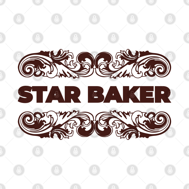 star baker chocolate color