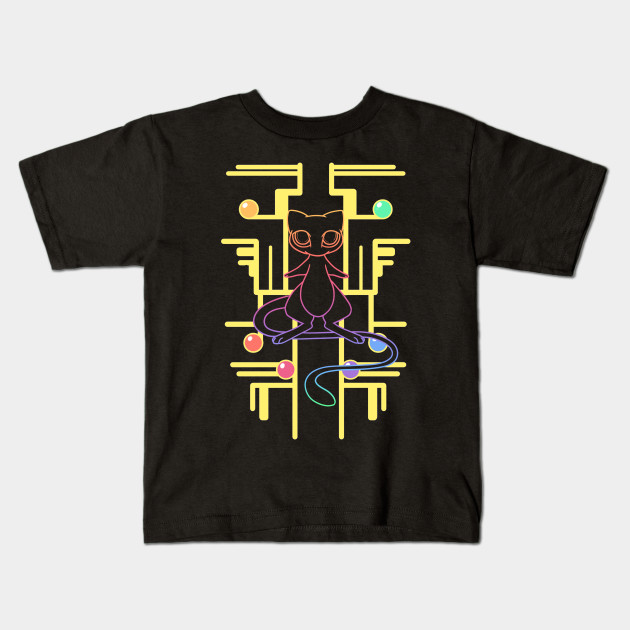 c1d427fd Ancient Mew - Seoxys - Kids T-Shirt | TeePublic