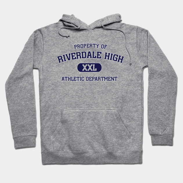Riverdale - Property Of Riverdale High Athletic Department