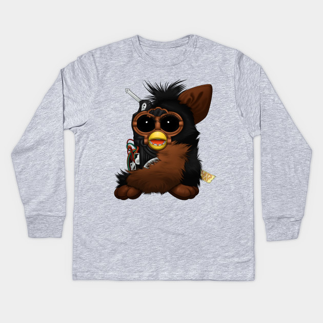 1a5b8a043 Five Nights at Furby's - Five Nights At Freddys - Kids Long Sleeve T ...