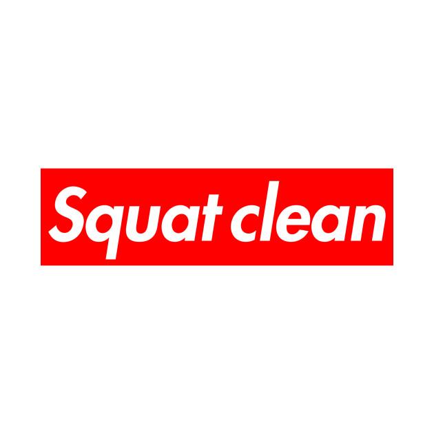 Squat Clean Supreme