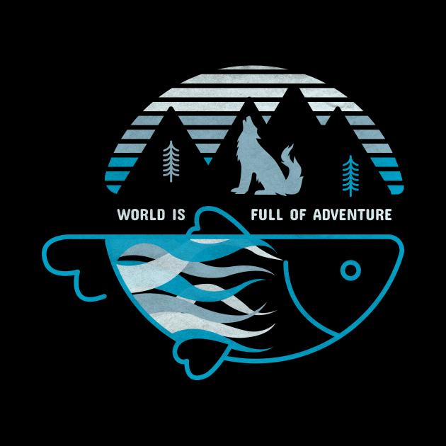 Fishing & Adventure: Full Of Adventure