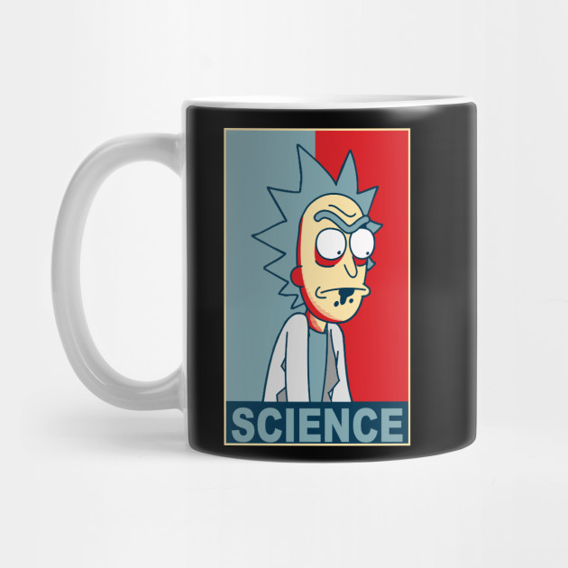Rick and Morty - Science v2