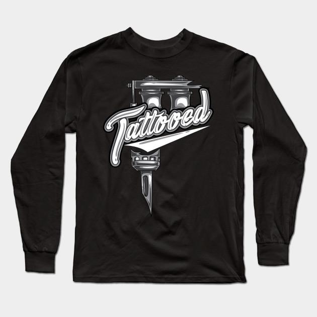 Tattoo T-Shirt for Tattooed Men or Women - Shirt Tshirt Gift ...