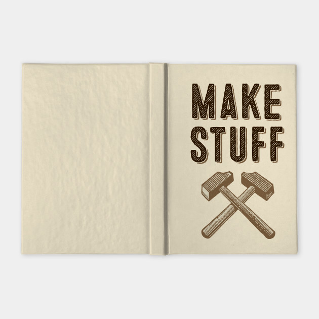 Maker's Credo: Tan