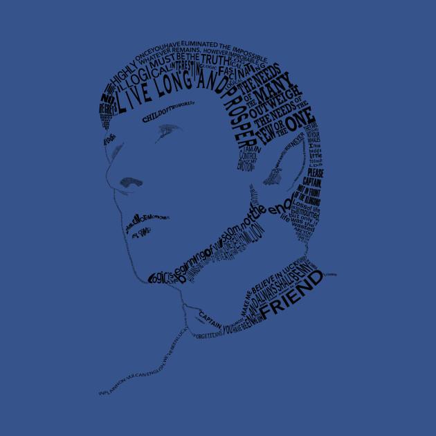 Spock Typographic