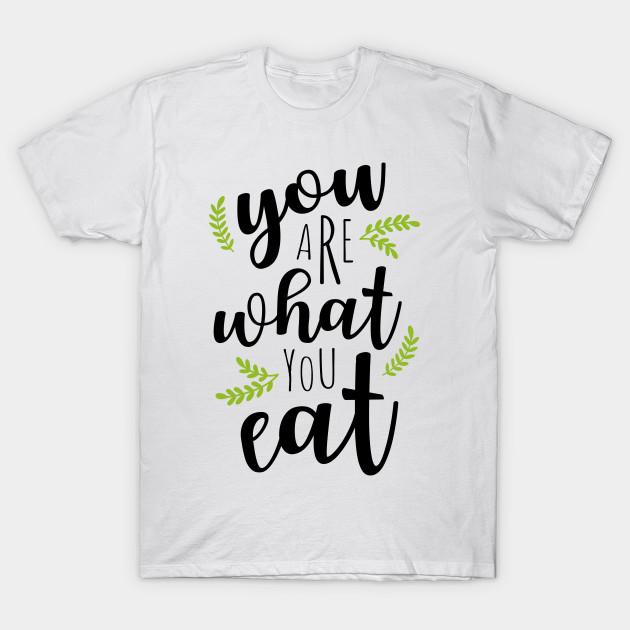 Vegan Vegetarian Plant Diet T-Shirt Top Veganism Tee Healthy Apparel Clothing