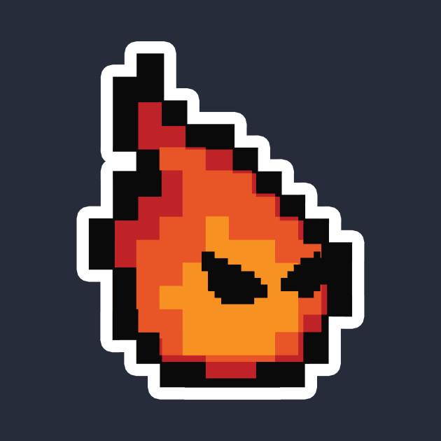 Watch Out for Fireballs! Logo