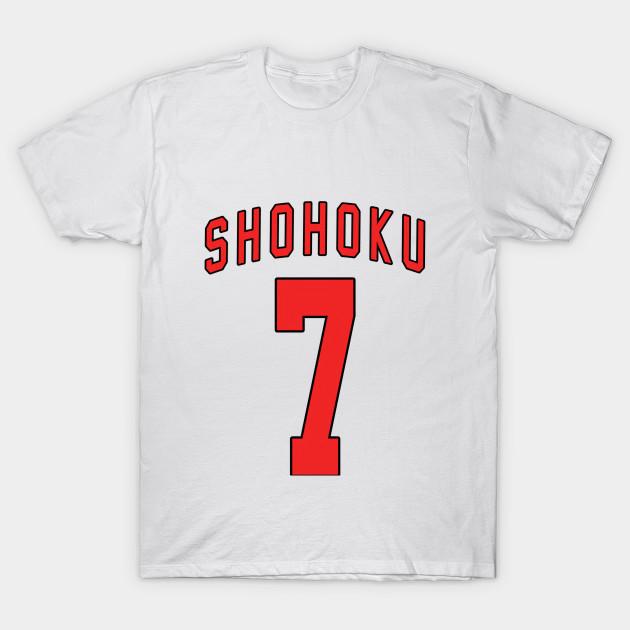 7aef6e2d1fc Shohoku - Ryota Miyagi jersey - Ryota Miyagi - T-Shirt   TeePublic
