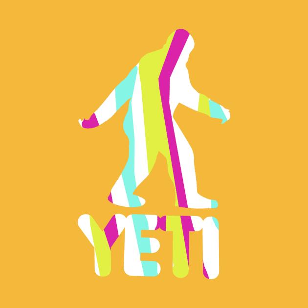Grand Theft Yeti